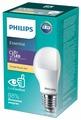 Лампа светодиодная Philips LED 3000K, E27, A55, 9Вт