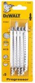 Набор пилок для лобзика DeWALT DT 2057 5 шт.