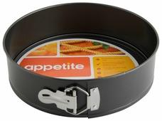 Форма для выпечки стальная Appetite SL4004/ SL4004М (24х7 см)