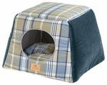 Домик для кошек, для собак Ferplast Edinburgh (83655001/83655002) 44х44х33 см