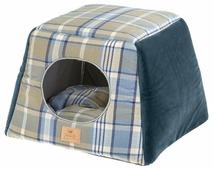 Домик для кошек, для собак Ferplast Edinburgh 44х44х33 см