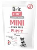 Корм для щенков Brit Care ягненок (для мелких пород)