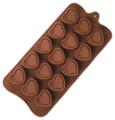 Форма для шоколада Доляна Сладкое Сердце