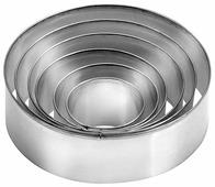Форма для выпечки стальная Tescoma 631360, 6 шт.