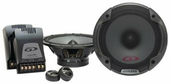 Автомобильная акустика Alpine SPG-17CS