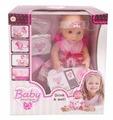 Кукла ABtoys Baby boutique, 25 см, PT-01036