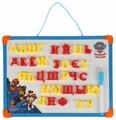 Доска для рисования детская Играем вместе Щенячий патруль с русскими буквами (L787-H27560-PP)