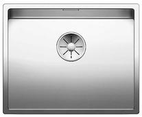 Врезная кухонная мойка Blanco Claron 500-U 54х44см нержавеющая сталь