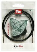 Тросик для спиц Prym леска съемная и принадлежности для натуральных круговых спиц