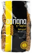 ADRIANA Макароны Pasta Integral Fusilli 31 цельнозерновые, 500 г