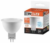 Лампа светодиодная Wolta 25S, GU5.3, MR16, 10Вт