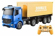 Фура Double Eagle Mercedes-Benz Arocs E564-003 1:20 60.6 см