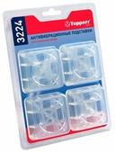 Topperr Подставки антивибрационные 3224