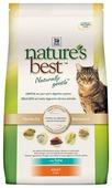 Корм для кошек Hill's Nature's Best для здоровья кожи и шерсти, с тунцом