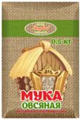 Мука Эндакси овсяная, 0.5 кг