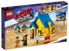 Конструктор LEGO The LEGO Movie 70831 Спасательная ракета Эммета