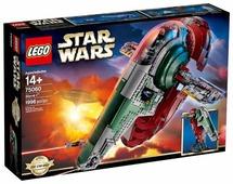 Конструктор LEGO Star Wars 75060 Слэйв I