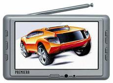 Автомобильный телевизор Premiera RTR-770ZX
