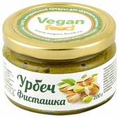 Vegan food Урбеч фисташка