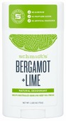 Дезодорант стик Schmidt's Бергамот и лайм