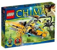 Конструктор LEGO Legends of Chima 70129 Двухроторный вертолёт Лавертуса