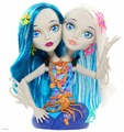 Кукла-торс Monster High Пери и Перл Серпентин, 39 см