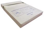Покрытия на унитаз KSITEX 1/4 сложения 900/2