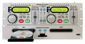 DJ CD-проигрыватель American Audio DCD-PRO300 MKII