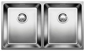 Интегрированная кухонная мойка Blanco Andano 340/340-IF