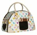 Переноска-сумка для кошек и собак Fauna International Felice 42х21х27 см