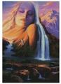 Белоснежка Набор для вышивания Очарование 36,5 x 52,5 см (1205)