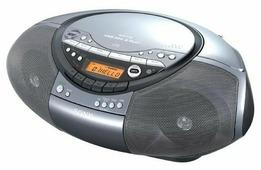 Магнитола Sony CFD-RS60