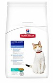 Hill's Корм для пожилых кошек Hill s Science Plan с тунцом 2 кг