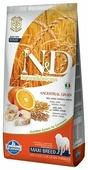 Корм для собак Farmina N&D треска С апельсином (для крупных пород)