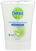 Мыло жидкое Dettol No Touch с Алоэ и витамином Е