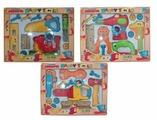 Shantou Gepai Веселый плотник, 11 предметов 10019ABC
