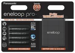 AAA - Panasonic Eneloop Pro 900 mAh (4 штуки) BK-4HCDEC4BE
