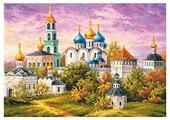 Чудесная Игла Набор для вышивания Сергиев Посад. Троице-Сергиева Лавра 40 x 30 см (75-06)