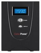Интерактивный ИБП CyberPower VALUE1500ELCD