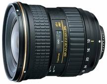 Объектив Tokina AT-X 12-18mm f/4 (AT-X 128) PRO DX Nikon F
