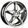 Диски Racing Wheels H-303 5x100 ET40 R15 6.5J Dia 67.1 HS D/P