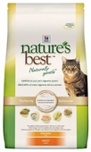 Корм для кошек Hill's Nature's Best для здоровья кожи и шерсти, с курицей