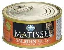 Корм для кошек Farmina Matisse с лососем 85 г