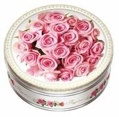 Печенье Monte Christo Розовый этюд с кокосовой стружкой 400 г