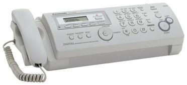 Panasonic KX-FP218RU white