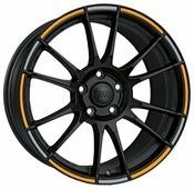 Колесный диск NZ Wheels SH670 5.5x14/4x98 D58.6 ET35 MBOGS