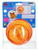 Игрушка для грызунов Kredo Прозрачный шар, 12,5см