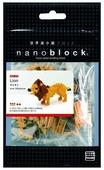 Конструктор Nanoblock Miniature NBC-057 Лев