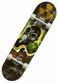 Скейтборд СК (Спортивная коллекция) Toxic