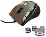 Мышь LOGICFOX LF-GME 031 Silver-Black USB